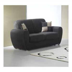 KLM_holiday_lov_Black   // Holiday Black  Loveseat