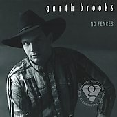 Garth Brooks No Fences - Classic C&W Music CD