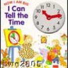 Teach Your Children To Tell Time HB Book Very Good Condtion Home Schooling