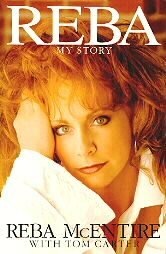 Reba by Reba McEntire, Tom Carter Book HC DJ Biography Memoir