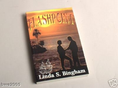 Flashpoint - Linda S. Bingham AUTOGRAPHED New SC Ist First Edition Signed Book