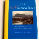 The Naturalists Scientific Travelers Golden Age NEW HB Earth Science Home Schooling
