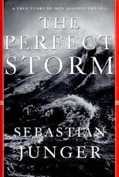 The Perfect Storm by Sebastian Junger HB DJ 1st Edition Book Outdoor  Nature Adventure