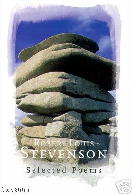 Robert Louis Stevenson Selected Poems HB DJ NEW Poetry Lit