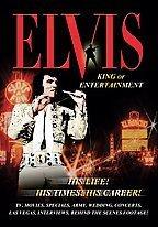 Elvis Presley King of Entertainment Rock N Roll DVD NEW in Sealed Package