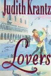 Lovers by Judith Krantz HB DJ Good Condition 1st First Edition Book