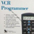 VCR Program Controller by Radio Shack Take Control NIB