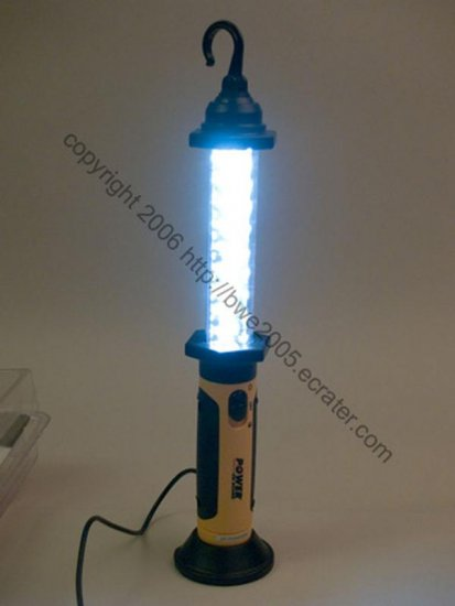 Vector LED Rechargeable Bright Bar Model WLB26P 26 LED