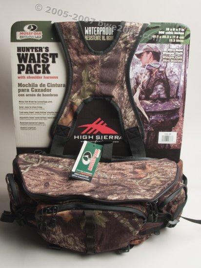 Hunters Waistpack High Sierra Mossy Oak Breakup Deer Bird Photographers Waist Pack NEW