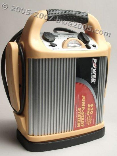Vector Power on Board Jumpstart 450 Amp Auto Starter Automobile Car Suv Service
