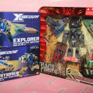 Transformers ROTF Bruticus Maximus & Fansproject Crossfire 02A 02B Explorer & Munitioner X Fire