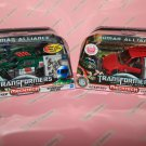 Transformers Movie 3 DOTM DA 29 30 Human Alliance RoadBuster Leadfoot Takara Tomy Japan Ver HA