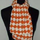 hand crochet scarf,free shipping