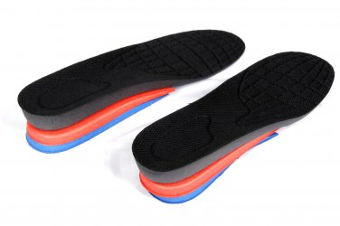 Adjustable Shoe Lifts for Men 2 to 4.5 cm 3 Layers
