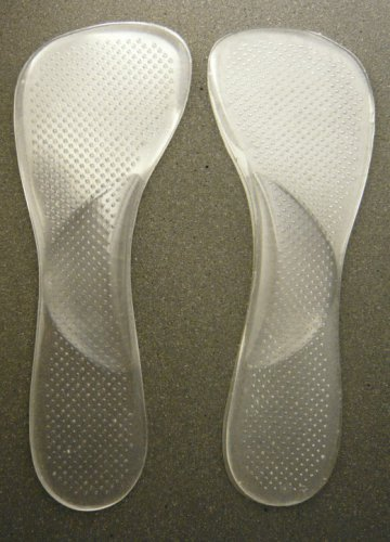 Arch Supports High Heels Shoe Inserts for High Heels Gel Cushion Insoles
