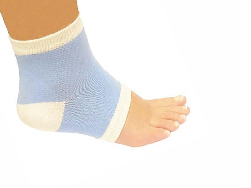 Moisturizing Gel Socks for Dry Feet Cracked Heels Foot Cream Massage Beauty Foot Care