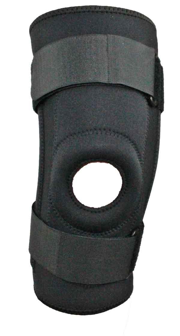 Adjustable Knee Support Braces Belts Straps Knee Pain Problems Size M