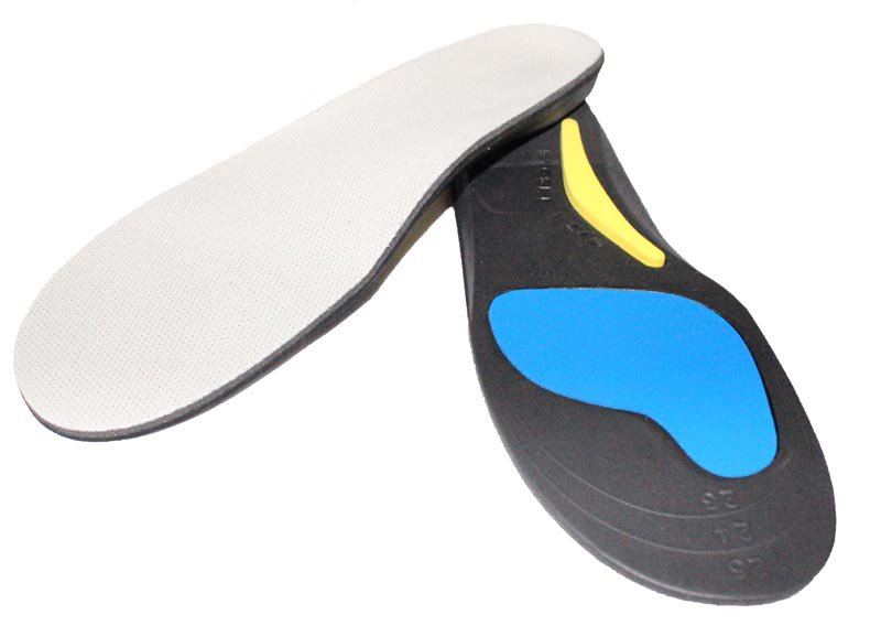 Women's Orthotic Plantar Fasciitis Arch Supports Shoe Flat Feet  Insoles  Foot Heel Pain Inserts