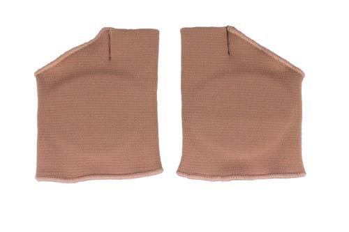 Women's Metatarsalgia Gel Sleeve Cushion Pads Ball of Foot Callus Ball of Foot Pain Corns