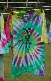 VOB T-Shirt to Tie Dye LADIES