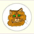 Round Dog or Cat Envelope Seals - Choose Your Graphic & Size