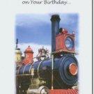 #M4U0554 Happy Birthday Greeting Card for Father Dad