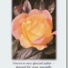 #M4U0570 Happy Birthday Greeting Card for Sister