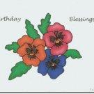 #M4U0516 Christian Happy Birthday Greeting Card