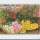 #M4U0254 Happy Birthday Greeting Card