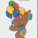 #M4U0213 Happy Birthday Greeting Card to a Child