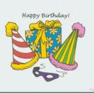#M4U0216 Happy Birthday Greeting Card to a Child