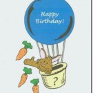 #M4U0231 Happy Birthday Greeting Card to a Child