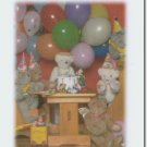 #M4U0282 Happy Birthday Greeting Card to a Child