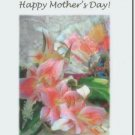 #M4U0112 Happy Mother's Day Greeting Card