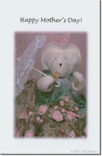 #M4U0116 Happy Mother's Day Greeting Card