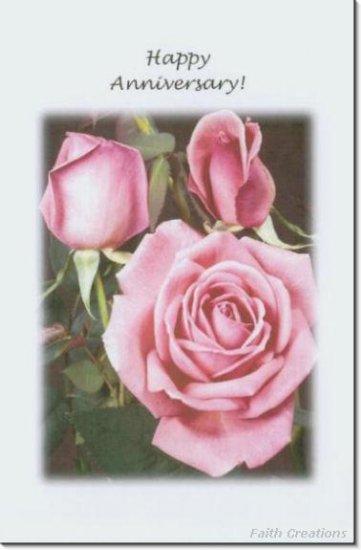 #M4U0140 Happy Anniversary Greeting Card