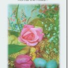 #M4U0394 Floral Flowers Across the Miles Greeting Card