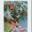 #M4U0403 Across the Miles Christmas Greeting Card