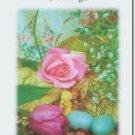 #M4U0489 Rose Tulip Inspirational Greeting Card