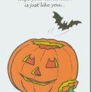 #M4U0372 Happy Halloween Greeting Card