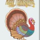#M4U0286 Happy Thanksgiving Greeting Card