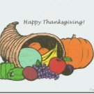 #M4U0289 Happy Thanksgiving Greeting Card