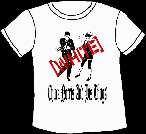 White People T-Shirt