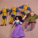 LOT DISNEY HUNCHBACK OF NOTRE DAME PUPPET BURGER KING