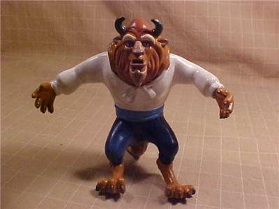 VINTAGE DISNEY BEAUTY AND THE BEAST FIGURE (SOLD)