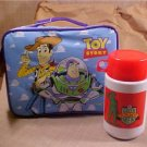 DISNEY TOY STORY 1 LUNCH BOX WITH THERMOS