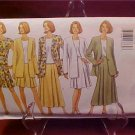 BUTTERICK SEWING WARDROBE PATTERN #4506 UNCUT
