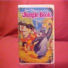 DISNEY CLASSIC THE JUNGLE BOOK VHS VIDEO
