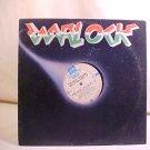 1986 WARLOCK LP RECORD ALBUM ROXANNE HOWIE TEE