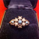 VINTAGE BEAUTIFUL AVON RING